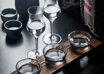 Exquisite Sake, by Nomiya